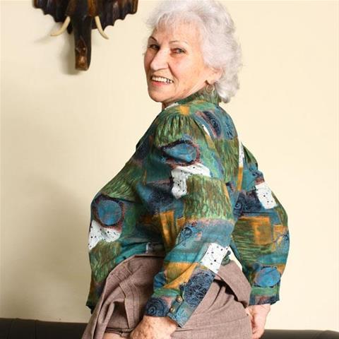 Ontmaagding dankzij 63-jarig omaatje uit Zeeland