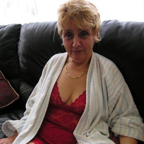 Eenmalig vrijen met deze 66-jarige vrouw